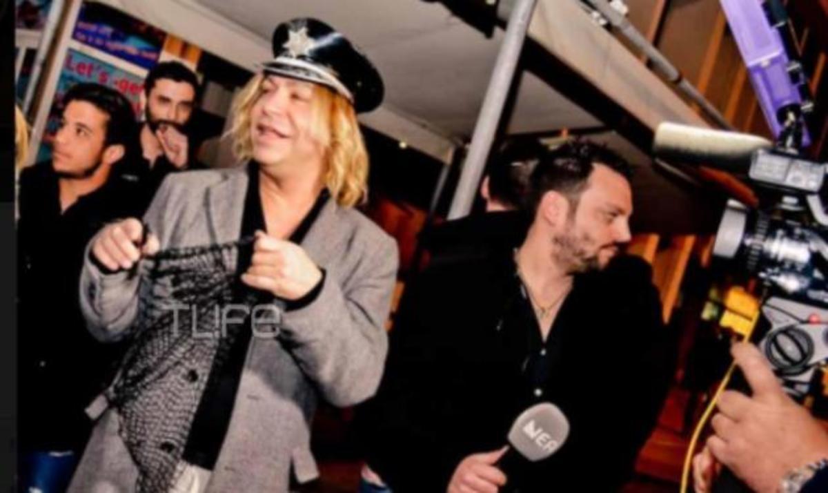 Όταν ο Τ. Σαμαράς συνάντησε τους «Μαχμουρλήδες» στο Ρέθυμνο! Φωτογραφίες | Newsit.gr