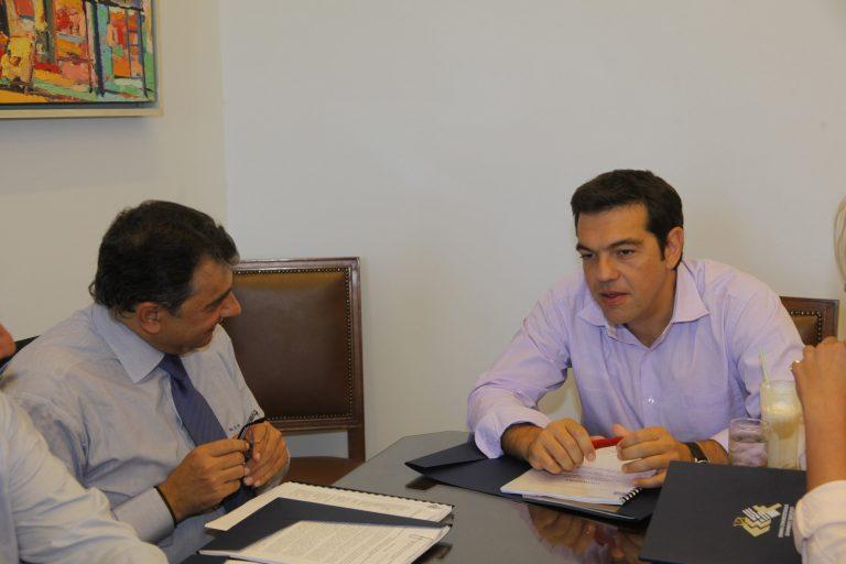 Τσίπρας: Εγκληματικά τα υφεσιακά μέτρα για την πραγματική οικονομία | Newsit.gr