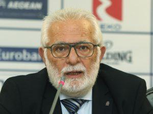 Κύπελλο Ελλάδας – Τσαγκρώνης: «Έπρεπε να επιμείνουμε για τελικό στην Κρήτη»