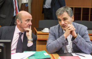 Τσακαλώτος: Αναζητούμε μια καλή, όχι μια τέλεια λύση
