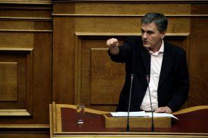 """""""Διάλυση της Ευρωπαϊκής Ένωσης"""" προβλέπει ο Ευκλείδης Τσακαλώτος"""