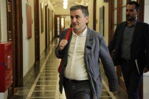 Τσακαλώτος: Μετά τις 20 Ιουλίου χαλαρώνουν τα capital controls και τελειώνουμε με το Grexit