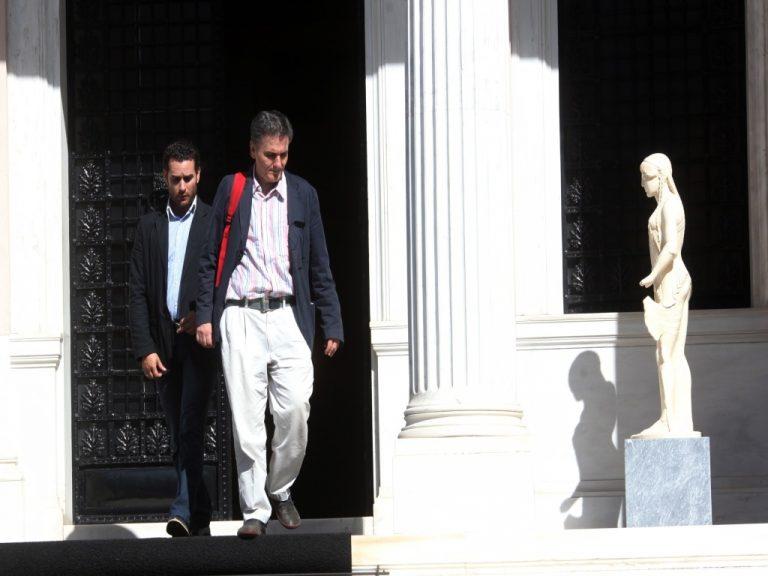 Συναντήσεις του Ευκλείδη Τσακαλώτου στη Θεσσαλονίκη | Newsit.gr