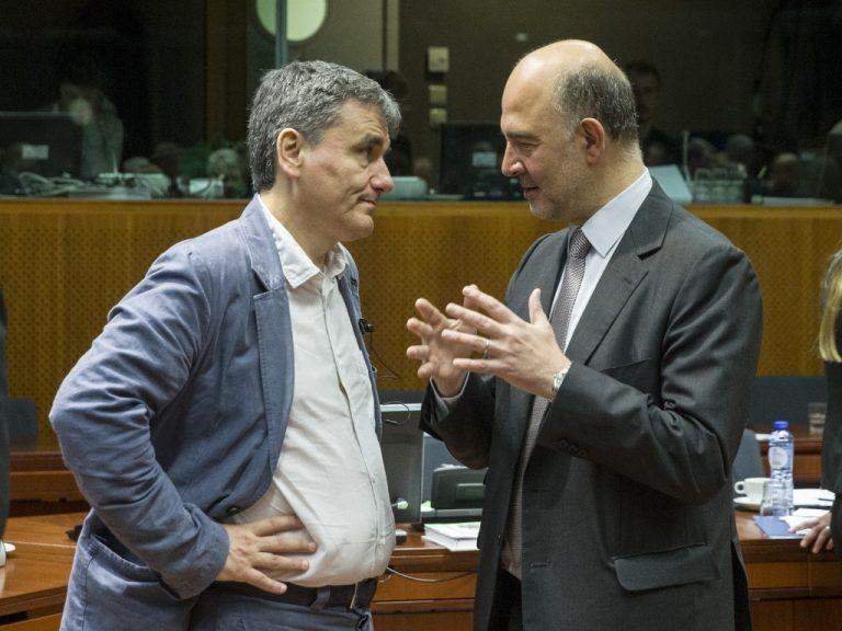 Το απόγευμα της Δευτέρας η συνάντηση Τσακαλώτου – Μοσκοβισί   Newsit.gr
