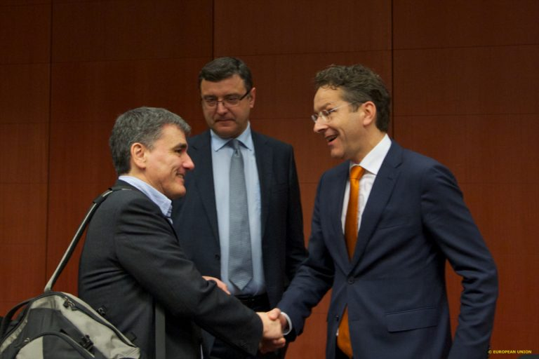Τετ α τετ Τσακαλώτου – Ντάισελμπλουμ πριν από το Eurogroup