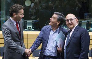Eurogroup – Σαπέν: Τηρήστε τα προαπαιτούμενα για να μιλήσουμε για χρέος!