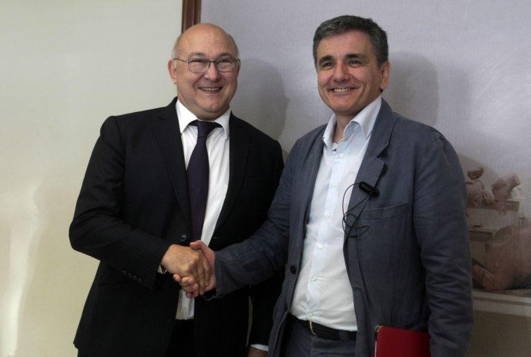 Αξιολόγηση: Σήμερα Τσακαλώτος – Σαπέν, αύριο με Μοσκοβισί | Newsit.gr