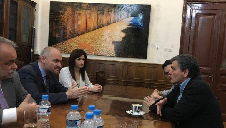 Βιομήχανοι: Ο Τσακαλώτος μας είπε ότι στο Eurogroup θα υπάρξει πολιτική απόφαση | Newsit.gr