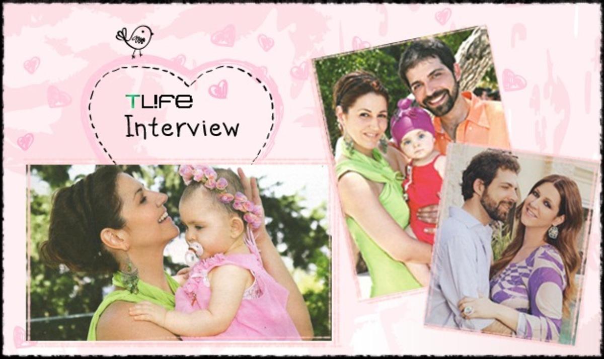 Φ. Τσακίρη στο TLIFE: Η βάφτιση της κόρης της Μαλένας και οι αλλαγές που έφερε στη ζωή της!   Newsit.gr