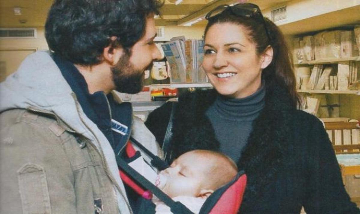 Φ. Τσακίρη: Πρωτοχρονιάτικες αγορές με την κορούλα της! Δες φωτογραφίες | Newsit.gr