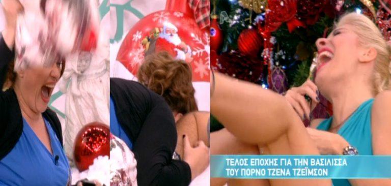 Η Κατερίνα Ζαρίφη είπε «π… τσ..» στον αέρα της εκπομπής! | Newsit.gr