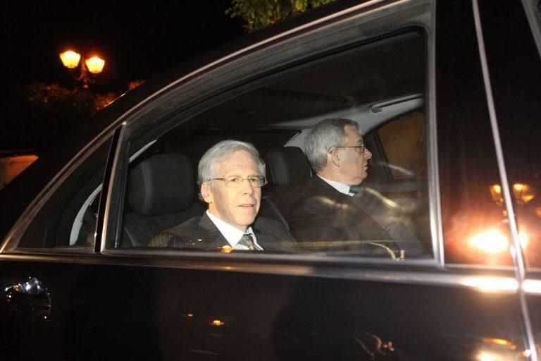 Επισήμως η παραίτηση του Τσαρλς Νταλάρα από το IIF | Newsit.gr