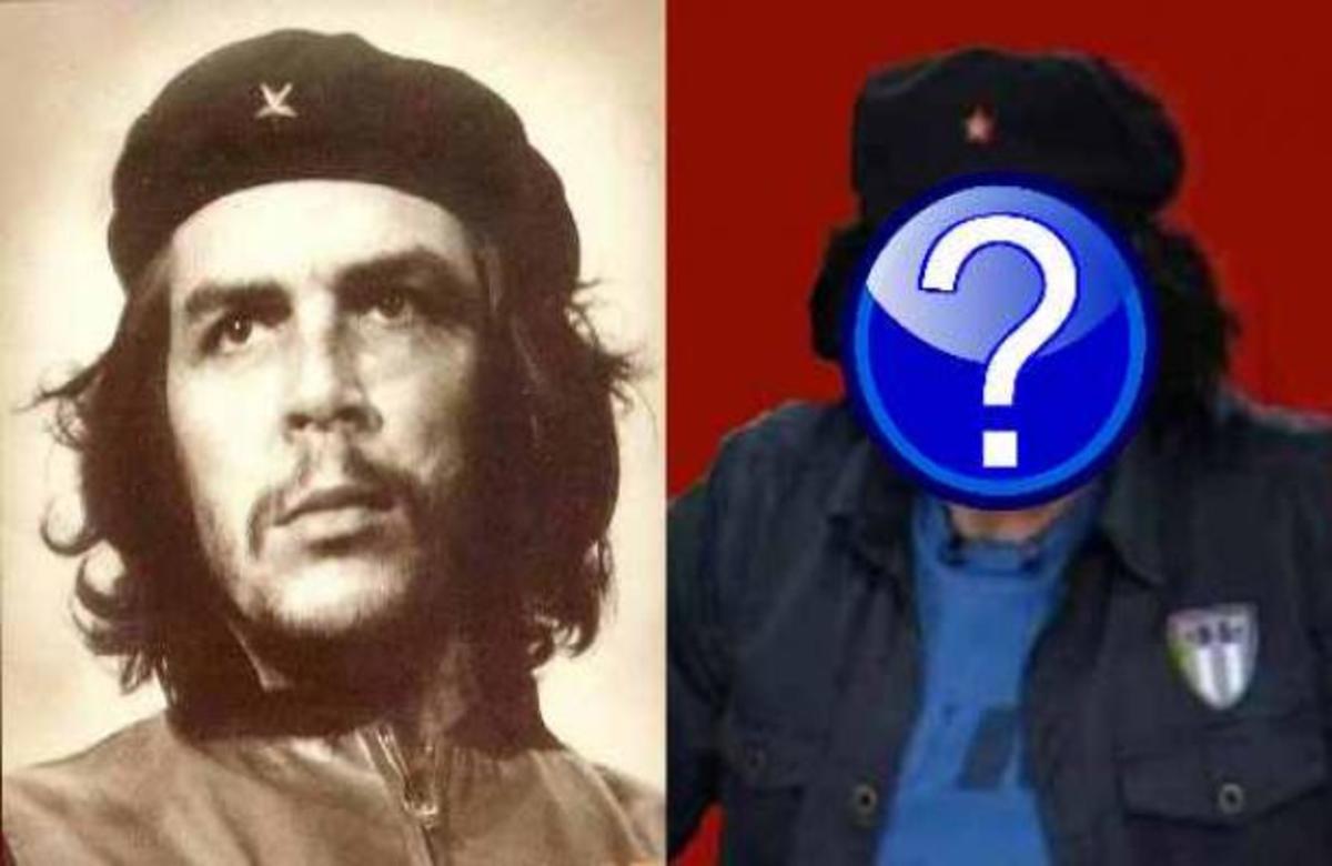 Ποιός παρουσιαστής βγήκε στην εκπομπή του ως Τσε Γκεβάρα; | Newsit.gr