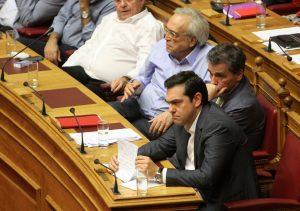"""""""Εμφύλιος"""" στον ΣΥΡΙΖΑ και στο βάθος εκλογές – Βολές Ζωής – Βαρουφάκη κατά Τσίπρα – Αποφασισμένος ο πρωθυπουργός να ξεκαθαρίσει… τους λογαριασμούς"""
