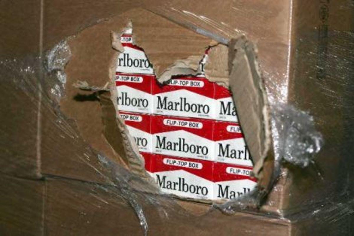 Θεσσαλονίκη: Ομογενής διακινούσε λαθραία τσιγάρα | Newsit.gr
