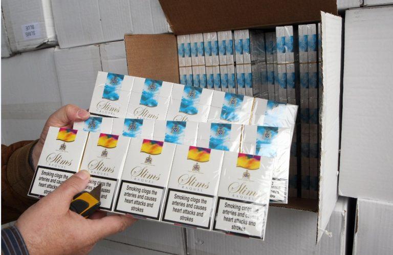 Πάτρα: Φορτηγό γεμάτο λαθραία τσιγάρα | Newsit.gr