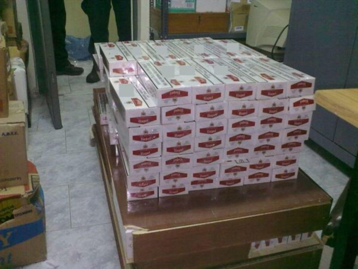 Φθιώτιδα: Τους… «έπεσαν» 2.640 πακέτα λαθραίων τσιγάρων | Newsit.gr