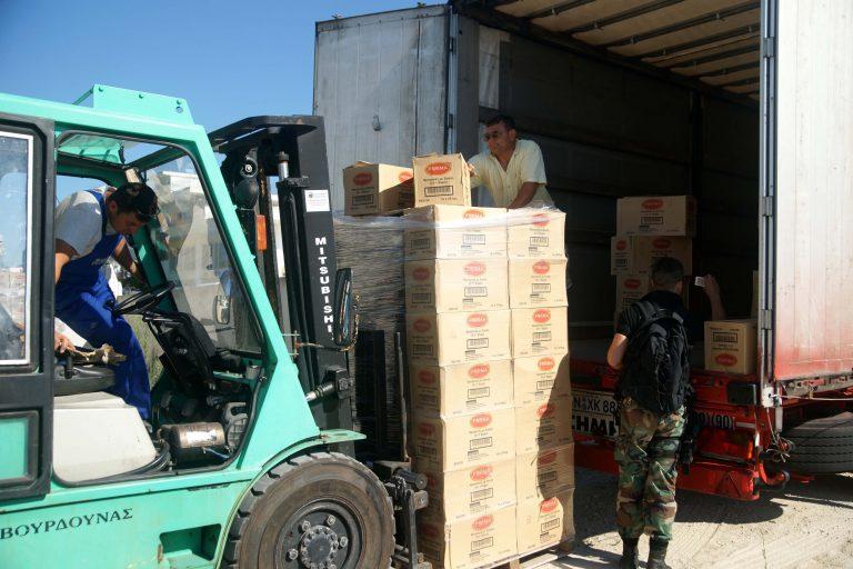 Το φορτηγό «έκρυβε» 42.000 λαθραία πακέτα τσιγάρων | Newsit.gr
