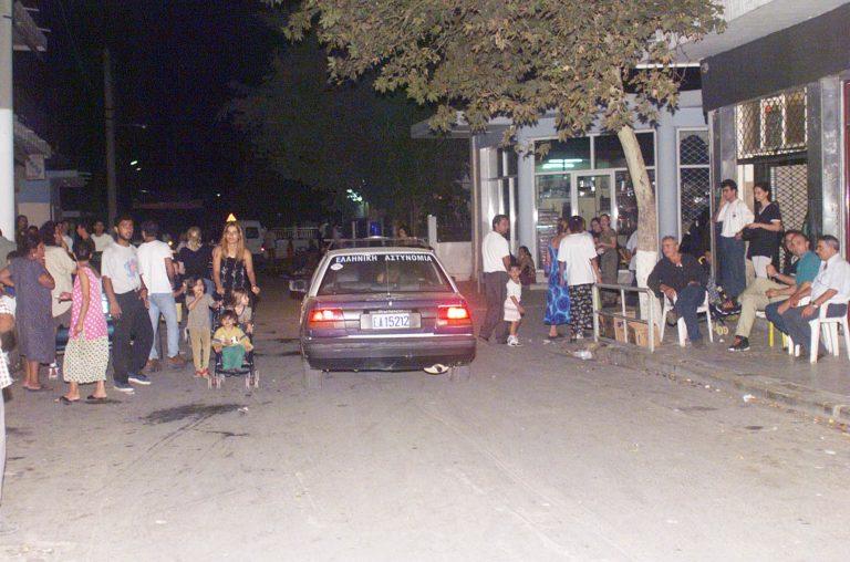 Θεσσαλονίκη: Τσιγγάνοι τραυμάτισαν δύο αστυνομικούς | Newsit.gr