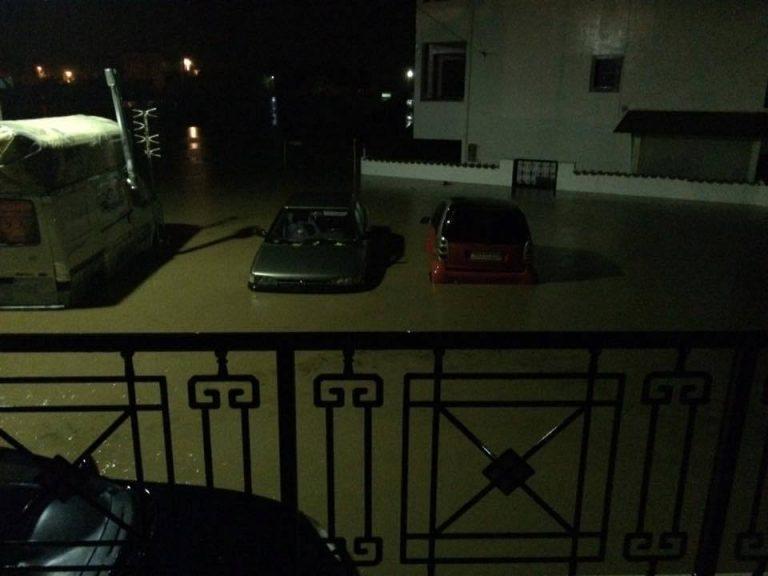 Καιρός: Επίσκεψη Αποστόλου για τις ζημιές από τις πλημμύρες στη Μυτιλήνη! | Newsit.gr