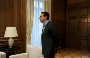 Συνάντηση Τσίπρα με τον γενικό διευθυντή του ILO
