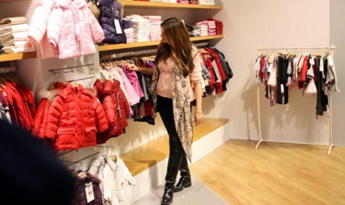 Η Σταματίνα Τσιμτσιλή επιλέγει μωρουδιακά! Φωτογραφίες | Newsit.gr