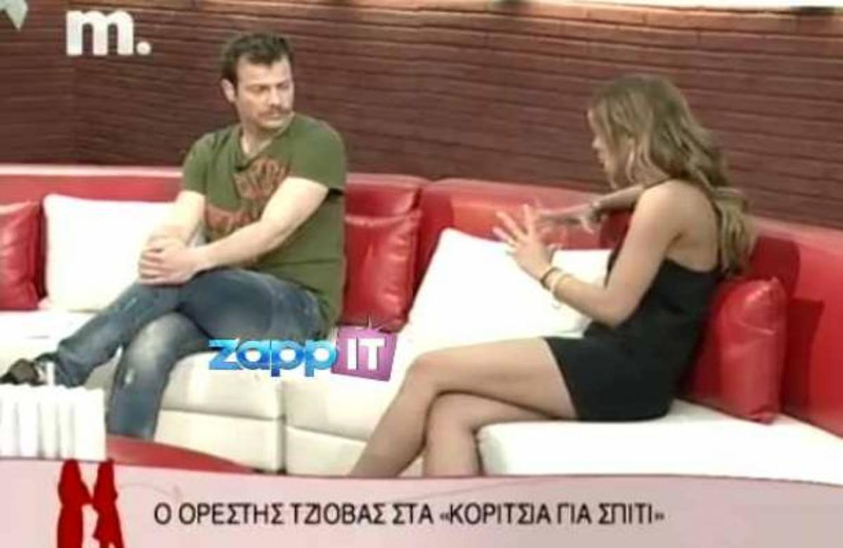 Ο εκνευρισμός του Ορέστη Τζιόβα στον αέρα εκπομπής!   Newsit.gr