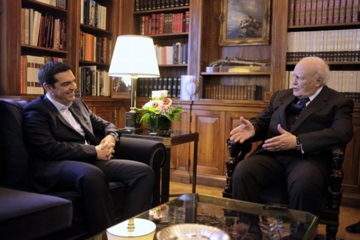 Greek Elections: Alexis Tsipras sworn in as the new Greek Prime Minister | Newsit.gr
