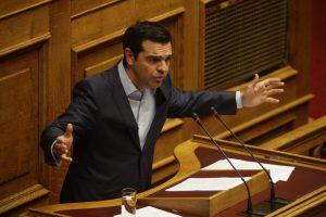 Τσίπρας: Δεν θα μειώσουμε αφορολόγητο και τις συντάξεις αν δεν ρυθμιστεί το χρέος