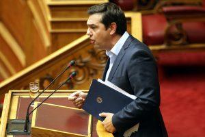 Βουλη Live – Τσίπρας σε Μητσοτάκη: Γιατί λείπουν απόψε από τη Βουλή Καραμανλής, Σαμαράς και Μεϊμαράκης