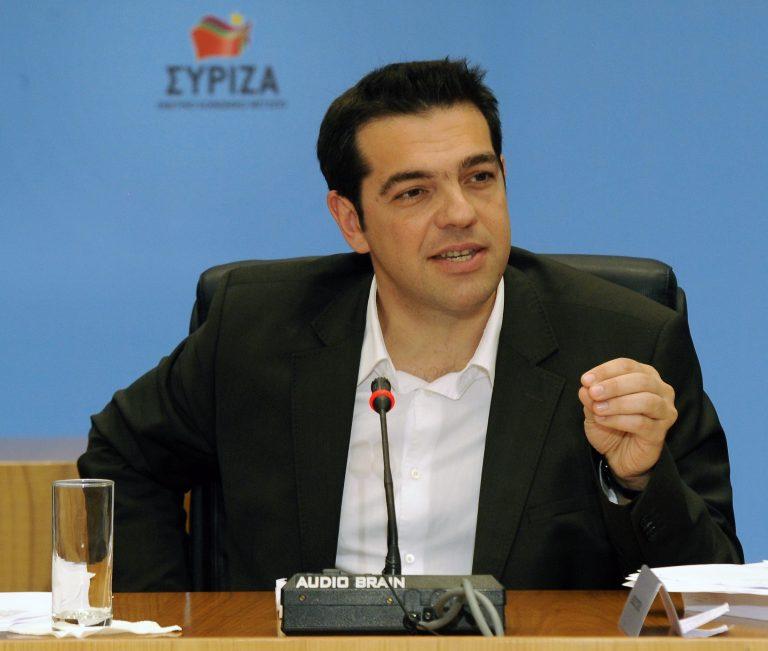 Τσίπρας: «Αναγκαίος ένας συνασπισμός εξουσίας που θα αναστείλει τις τις πληρωμές στους πιστωτές τοκογλύφους»   Newsit.gr