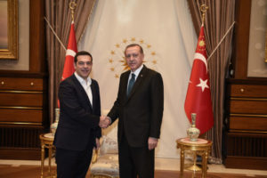 Συνάντηση Τσίπρα – Ερντογάν – Τι συζήτησαν