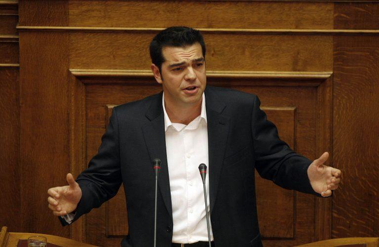 Σκληρά λόγια Τσίπρα κατά του Πάγκαλου   Newsit.gr