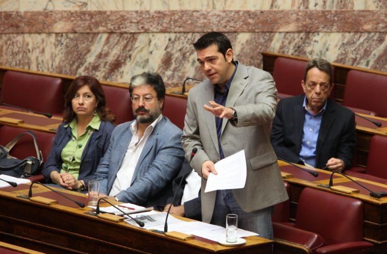Τσίπρας: Είναι στο DNA του ΠΑΣΟΚ οι αποκρατικοποιήσεις   Newsit.gr