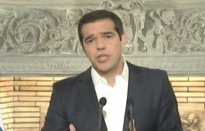 """Τσίπρας: 13η σύνταξη σε όσους παίρνουν κάτω από 850 ευρώ – """"Παγώνει"""" η αύξηση του ΦΠΑ στα νησιά Β. Αιγαίου"""