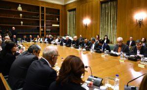 Οι αντιδράσεις της αντιπολίτευσης για την ομιλία Τσίπρα στο υπουργικό