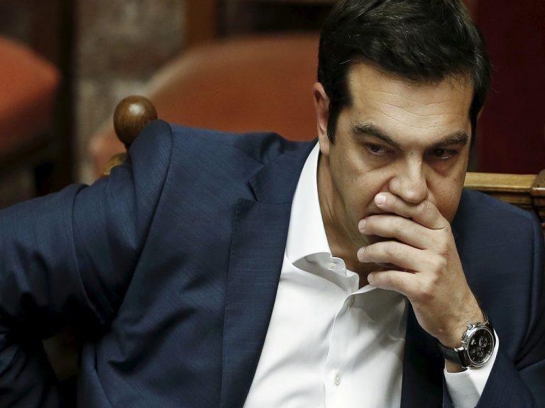 Bloomberg: Ξανά σε αδιέξοδο ο Τσίπρας – Οι τρεις επιλογές του Πρωθυπουργού:  Δημοψήφισμα, εκλογές ή συνθηκολόγηση με έξτρα μέτρα | Newsit.gr