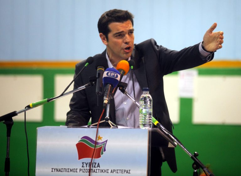 Τσίπρας: Στόχος μας η μεγάλη ανατροπή στις 6 του Μάη   Newsit.gr