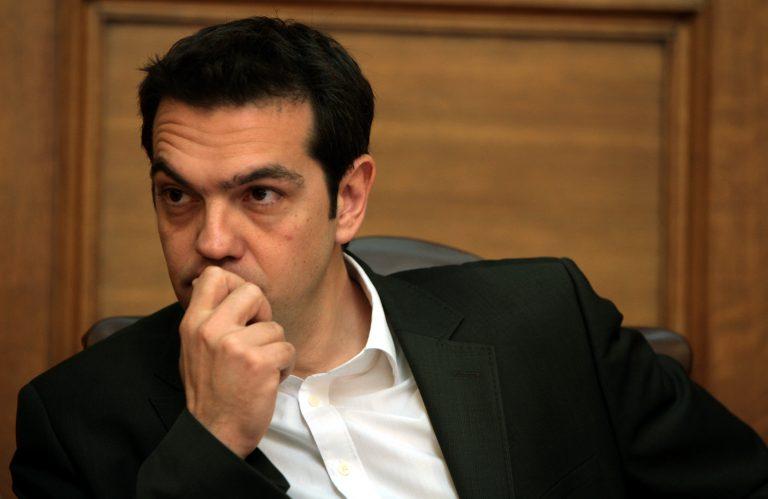 Τσίπρας στη WSJ: Αν μας κόψουν τα λεφτά, σταματάμε να πληρώνουμε   Newsit.gr