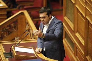 Τσίπρας: Θα είμαστε εδώ ως το 2019 και μετά το 2019 με την ψήφο του λαού