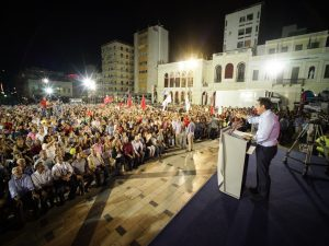 Εκλογές 2015 – Τσίπρας: Πώς θα διαπραγματευτούν, όταν η άλλη πλευρά τους κρατάει από το σβέρκο;