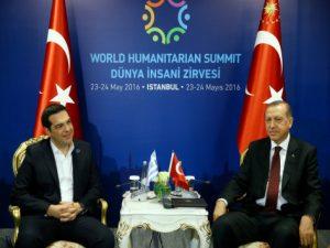 «Ψήνεται» συνάντηση Τσίπρα – Ερντογάν