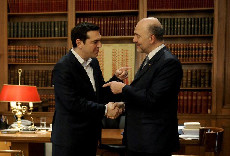 Μοσκοβισί σε Τσίπρα: Πάρε τα μέτρα τώρα! – Μυστική σύσκεψη στο Μαξίμου για τα εργασιακά | Newsit.gr