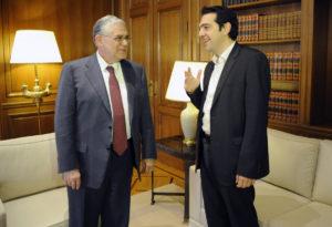 Λουκάς Παπαδήμος: Τηλεφωνική συνομιλία με τον Αλέξη Τσίπρα