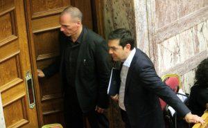 41 βουλευτές ρωτούν τον πρωθυπουργό για τις αποκαλύψεις Βαρουφάκη