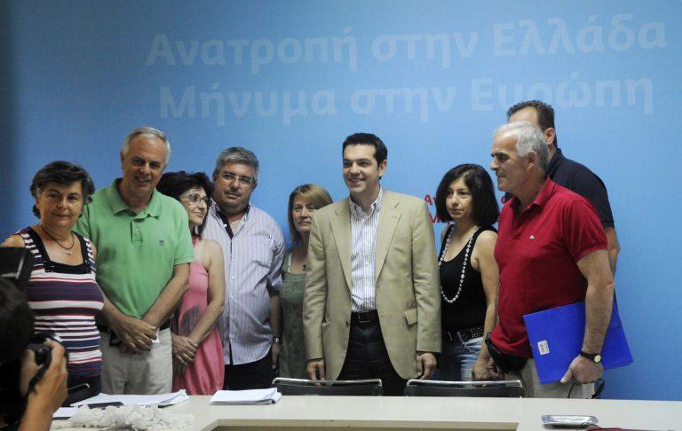 Προειδοποίηση Τσίπρα να μην εκποιηθεί ο δημόσιος πλούτος   Newsit.gr