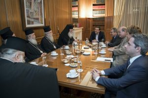 Τσίπρας – Ιερώνυμος: Τι συζητήθηκε πίσω από τις κλειστές πόρτες Μαξίμου