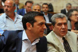 Ψηφοδέλτια ΣΥΡΙΖΑ – Εκλογές 2015: Εκτός λίστας ο Αλέξης Μητρόπουλος