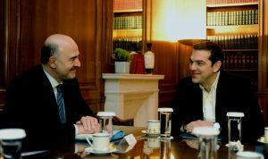 Πιέρ Μοσκοβισί: Δυο μέρες στην Αθήνα – Ποιους θα δει