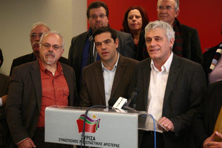 ΣΥΡΙΖΑ – Οικολόγοι μαζί στις εκλογές
